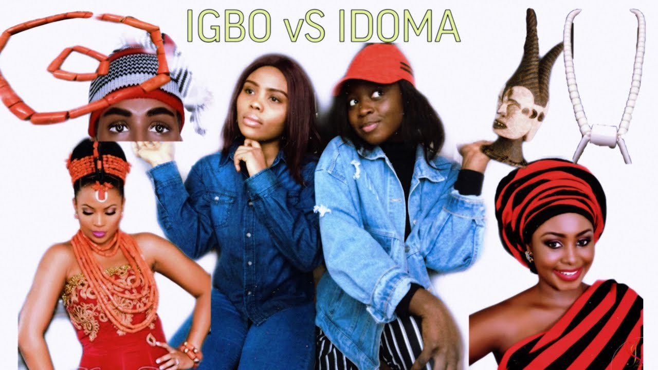 Download The Language Challenge (Nigeria) : IDOMA vs IGBO