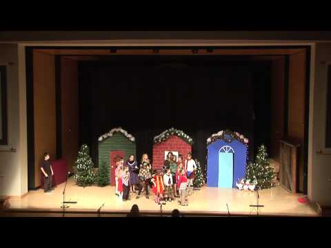 """2008 """"Miracle on Main Street"""" Youth Play"""