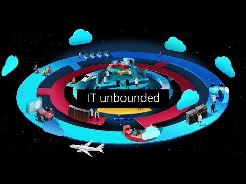 Tech Trends 2017: IT unbounded: Unleashing IT's potential