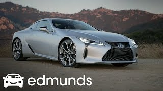 2018 Lexus Lc 500 Pricing Features Ratings And Reviews Edmunds