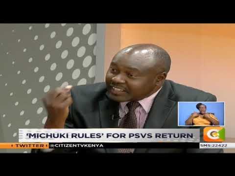 NEWSNIGHT | NTSA's Francis Meja on return of 'Michuki Rules' thumbnail
