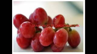 Health Tips   Grapes Health benefits