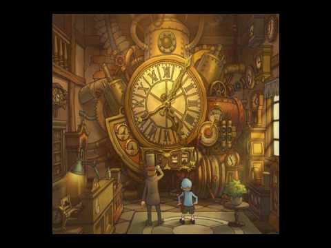 Save Professor Layton and The Unwound Future Theme Images