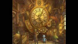 Repeat youtube video Professor Layton and The Unwound Future Theme