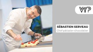 VYP avec Sébastien Serveau, chef pâtissier chocolatier à Versailles