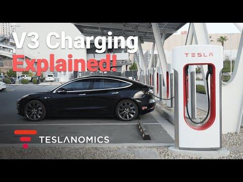 Tesla V3 Charging Explained!