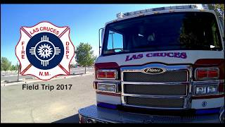 LCFD & Young Park Field Trip