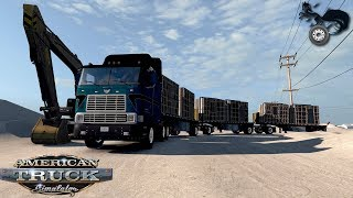 ATS 1.33 - International 9800 - Lakeview to Medford