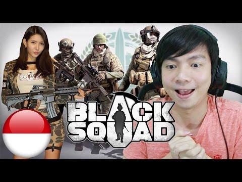 40 KILLS !!! - Black Squad Gemscool - Indonesia Gameplay
