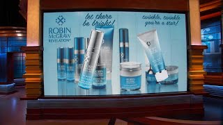 Be At Your Best And Brightest For The Holidays With Robin McGraw Revelation Luxury Skincare
