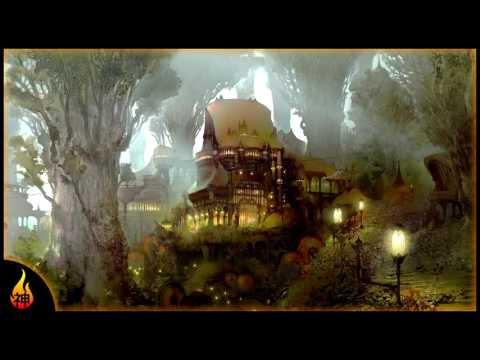 1 Hour Fantasy Music   Village In The Trees   Adventure Fantasy Music