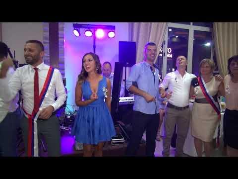 Siniša Marković i Splendid band - svadba Bijeljina - Exkluziv