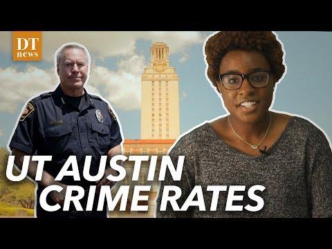UT Austin Campus Crime Rates   Explained