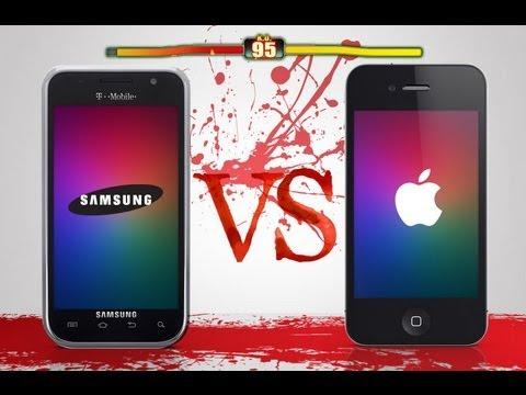 APPLE vs SAMSUNG - La verdad que nos ocultan