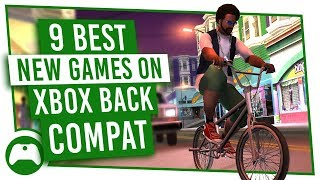 9 Best NEW Games To Play On Xbox Backwards Compatibility