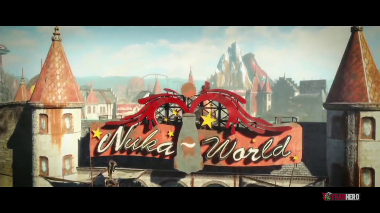 5 most elaborate fallout 4 settlements ever made youtube for Best house designs fallout 4