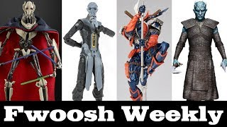 Weekly! Star Wars, Marvel Legends, Game of Thrones, MOTU, DC, Street Fighter, Fortnite and more!