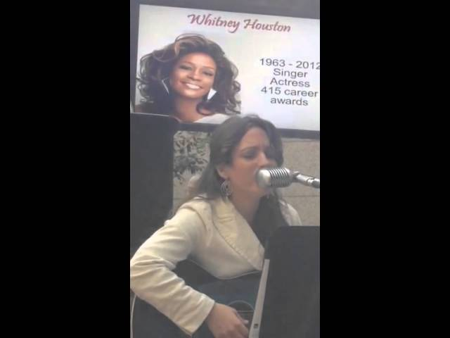 Mara Bettencourt - National Women's History Celebration - Thomas P. O'Neil Jr. Building, Boston, Ma.