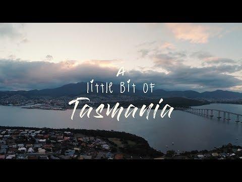 A little bit of Tasmania