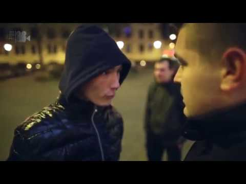 БЫДЛО vs РЕПОРТЁР