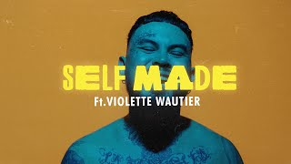 URBOYTJ - SELFMADE FT. VIOLETTE WAUTIER - OFFICIAL VISUALIZER