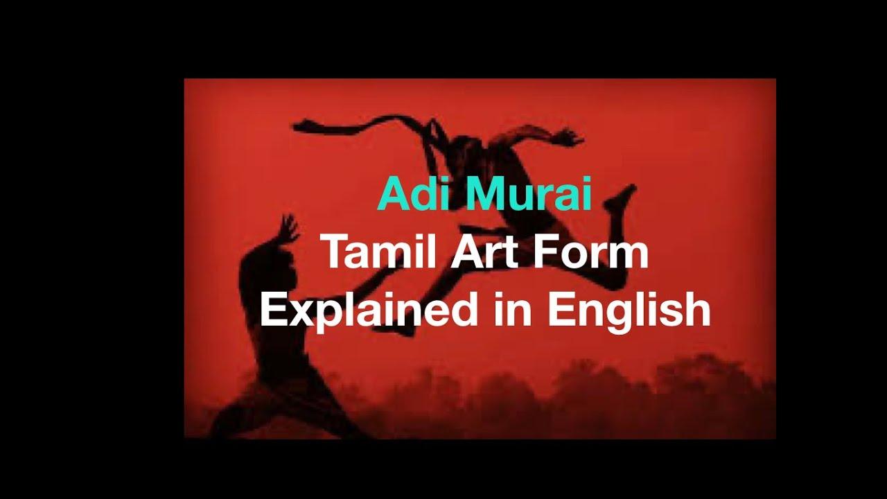 3. Adimurai - Tamil Martial Art