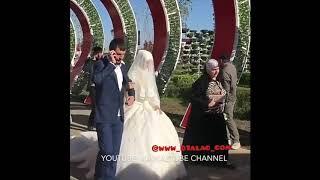 199 невест свадьба  в Грозном.