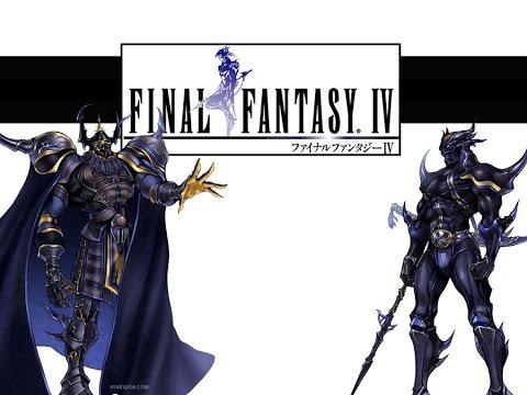 FFRK FFIV Golbez Event - White Dragon || Dark Bahamut || Archfiends (Boss Rush)