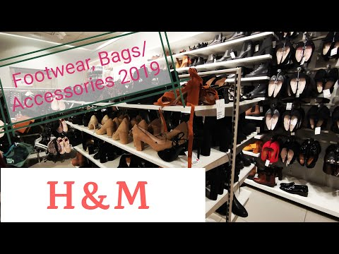 H&M Spring 2019 - Footwear/Bags/Accessories