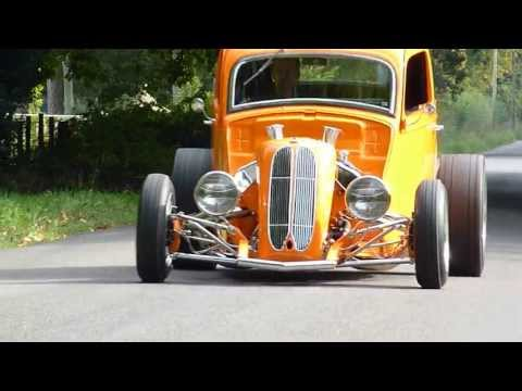 Ford Pop Coupe Hot Rod