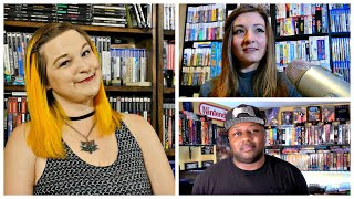 Is PHYSICAL MEDIA DOOMED? How will it affect GAME COLLECTING? - MJR Crew Answers!