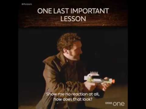 BBC One «That moment when Aidan Turner gatecrashes your acting workshop  🔫