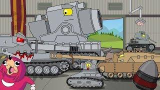 Рождение монстра (ВСЕ СЕРИИ) - Мультики про танки