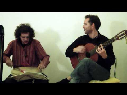 Arjuna & Shakya - Just say Yes (Konzert im Zentrum-Einklang)