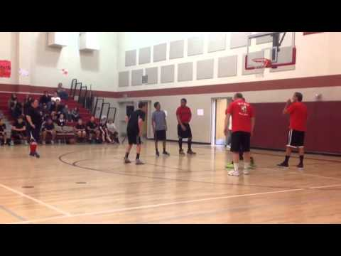 Mesa View Middle School Basketball Game 2014