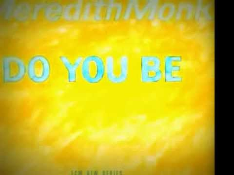Meredith Monk - Memory Song
