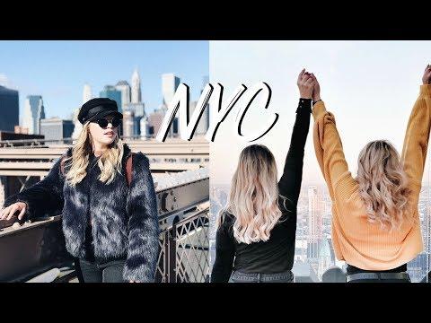 NYC DEEL 1 ☆ Brooklyn bridge, shoppen & Top of the Rock