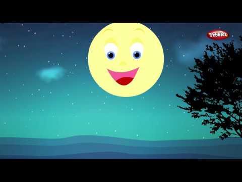 Chandoba Chandoba Bhaglas Ka | चंद्र कविता | Marathi Rhymes For Kids | Marathi Balgeet