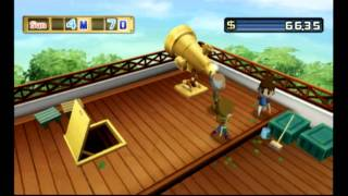 CGRundertow - HELP WANTED: 50 WACKY JOBS for Nintendo Wii Video Game Review
