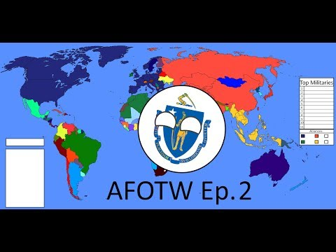 Alternate Future of the World - S 1 Ep 2 - Argentina goes crazy!