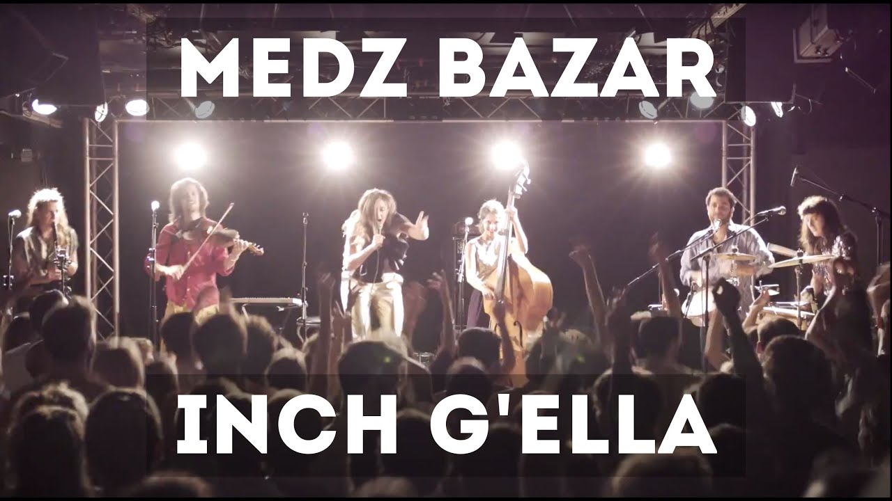 Collectif Medz Bazar - Inch G'ella [Official Live Video] // Armenian Music // Full HD