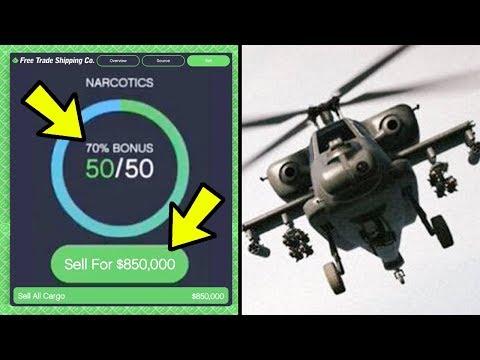 How To Make MILLIONS From Smuggler's Run Hangar Business in GTA 5 Online! (Best GTA 5 Money Guide)