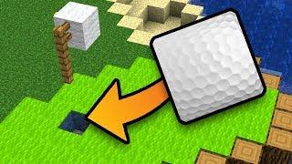 Minecraft: Golf Vs. X33N