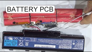 DESOLDERING LAPTOP BATTERY PCB ACER EMACHINES E525