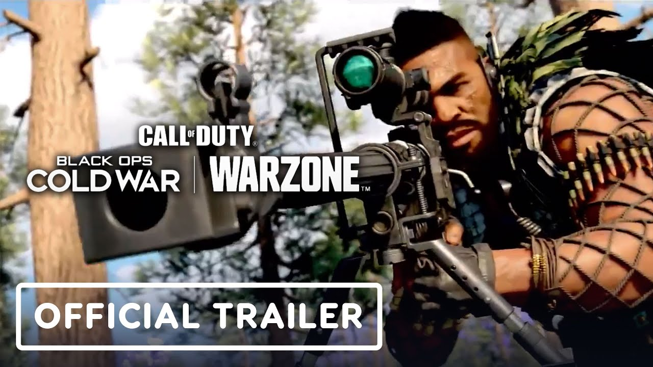 Call of Duty: Black Ops Cold War Warzone Season 2 - Official Gameplay Trailer