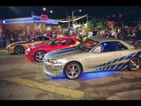 Fast Furious Cars YouTube - 2 fast 2 furious cars