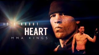 ITS ABOUT HEART_Nate Diaz    Tribute For Nate Diaz!!