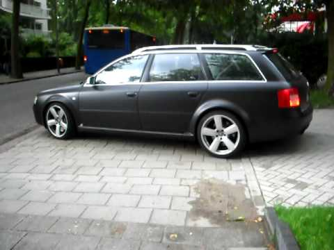 Audi Rs6 Avant C5 Youtube