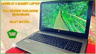 hp core i3 x5q17pa 15 be005tu notebook 15 6 inch unboxing review gaming
