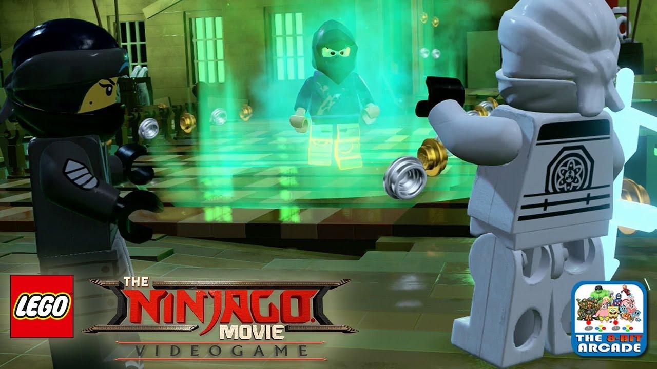 The LEGO Ninjago Movie Video Game - Zane is scared of Morro (Xbox One  Gameplay) - YouTube